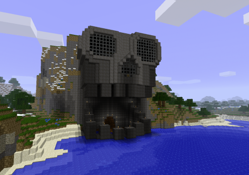 ARRRR! My newest Minecraft Creation :)