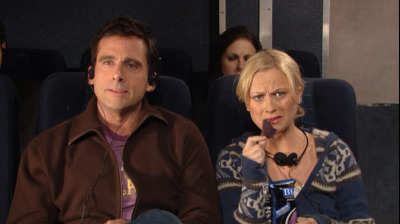 Steve Carrell and Amy Poehler - Season 31 Episode 1