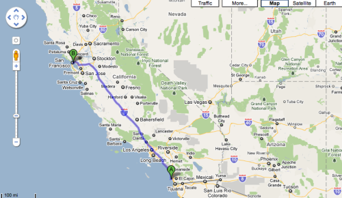 Heading North tomorrow! And visiting a few friends along the way! San Diego, Upland, Channel Islands, Santa Barbara, Big Sur, Santa Cruz, San Francisco, and Palm Springs, here we come! So excited! Yay for being graduated and part time! haha, new adventures to come!