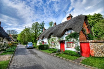 homedesigning:  Fairy Tale Cottages