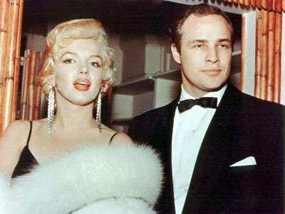 marilynettelounge:  -marlonbrando:  artemiszugzwang:  Marilyn and Marlon at the premiere for The Rose Tattoo in 1955. Marilyn: Personally, I react to Marlon Brando. He's a favorite of mine.  God… They would've made beatiful babies!! They absolutely would had made the most good looking children!!!