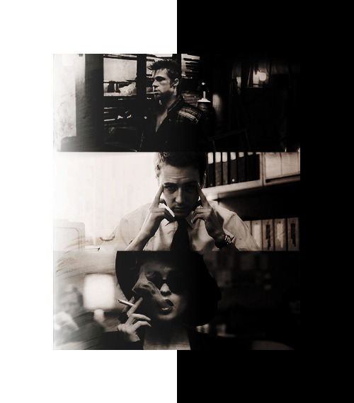rainydaywomen:  Fight Club | David Fincher; 1999