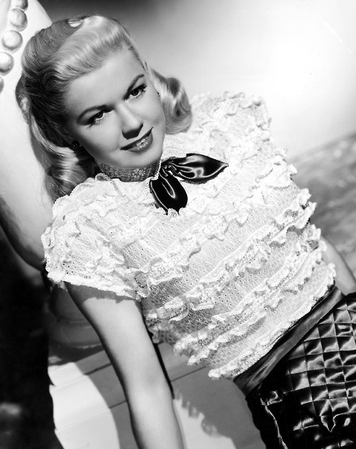 Doris Day (my favourite actress ever)