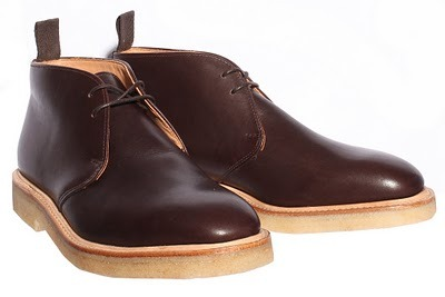 It's On eBay Mark McNairy for Epaulet Chukka (12) Start at $1.99, end tomorrow