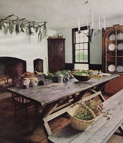 Someday, I'm going to have a kitchen like this..