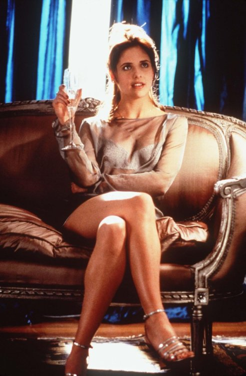 "Sarah Michelle Gellar in ""Cruel Intentions"""