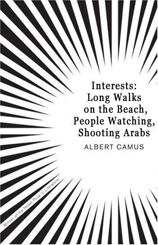 betterbooktitles:  Albert Camus: The Stranger