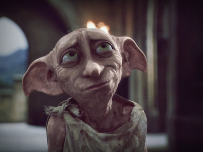 """Pour one out for Dobby"""