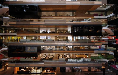 (via hassell: ANZ centre - best interiors and fit out project at WAF 2010)