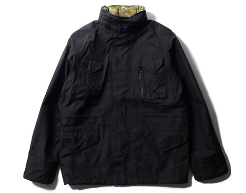 Maiden Noir Breathtec® M65 Field Jacket