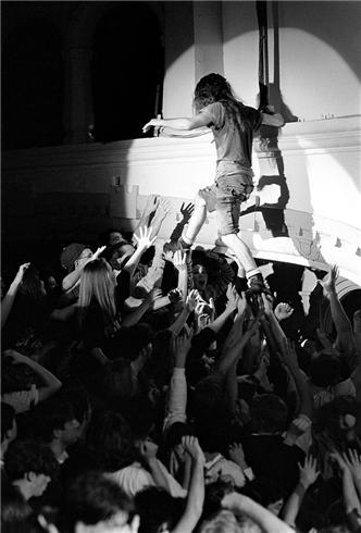 Eddie Vedder Seattle WA 1992