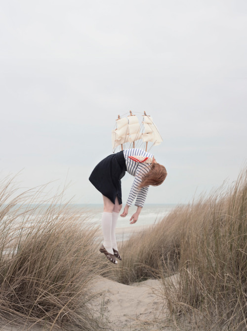 photojojo:  Maia Flore's Sleep Elevation is a whimsical reflection on dreams and where they might take you. p.s. Recommend us for the directory!   Photojojo continues to uplift and amaze. What fun their posts are. Go Amit and team!