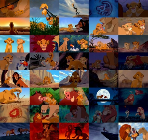 fuckyeahthelionking:  The past can hurt, but the way I see it, you can either run from it or learn from it.  I always list this as my all-time favorite movie. It's just freakin' brilliant.