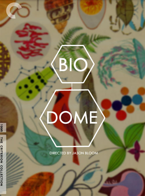 fakecriterions:  Bio-Dome [1996]  I don't know, Bio-Dome is a pretty important film, I might buy it if it were in the real Criterion collection. Maybe some Hudson Hawk, and for sure some Bubble Boy.