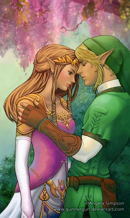 Zelda - Lovely by =GunnerGurl