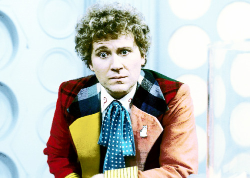 What's the use of a good quotation if you can't change it? - Sixth Doctor One quote from each Doctor