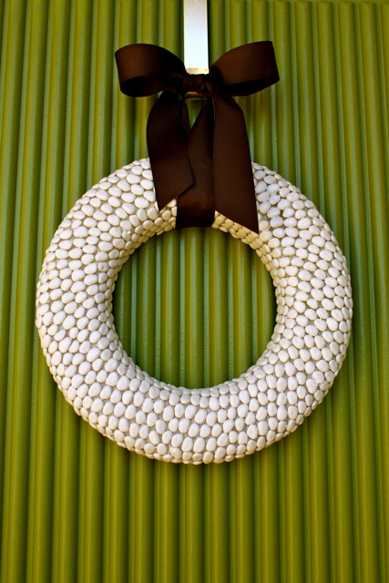 Lima Bean Wreath from Tragic Sensation