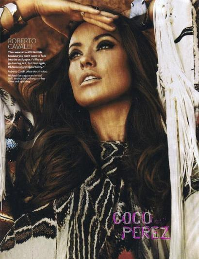 Olivia Wilde in Instyle December 2010. Can she please just come back on House?