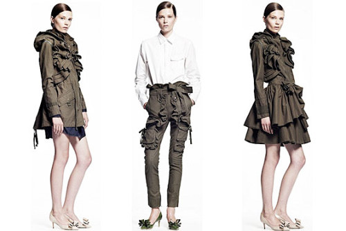 Yes, Another high-low collaboration! Valentino for Gap.