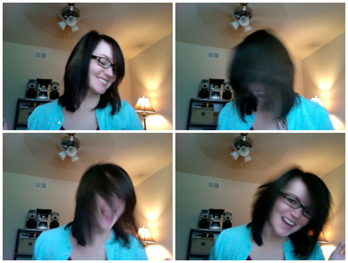 GPOYW: I Whip My Hair Back and Forth (in PhotoBooth) for Thanksgiving Food!!