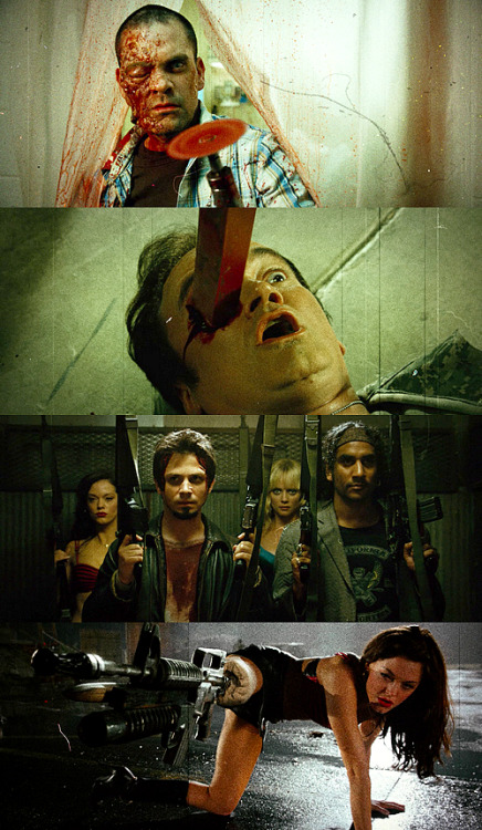 Planet Terror, 2007 (dir. Robert Rodriguez)By ClaudiaRayara
