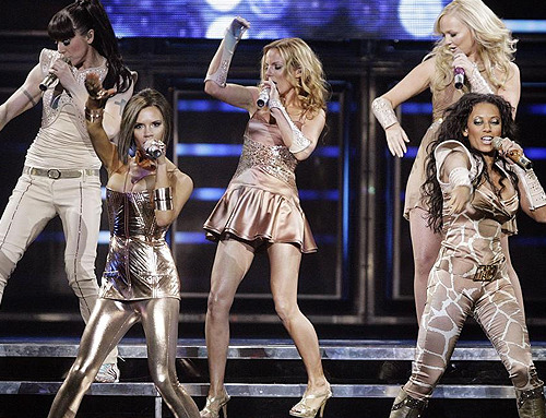 Spice Girls ; Tour 2007