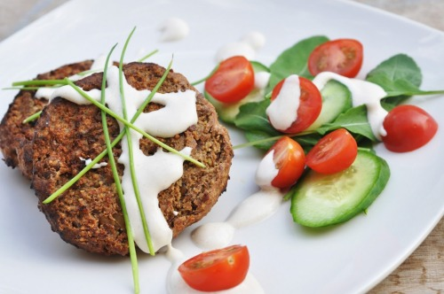 foodforjubilee: Grilled lentil and walnut burger recipe ► #veggie #vegetarian #burger #burgers #justburgers Burger and full recipe found over athttp://www.anjasfood4thought.com/2010/11/grilled-lentil-walnut-burgers.html  Anja's Food 4 Thought: Grilled Lentil Walnut Burgers