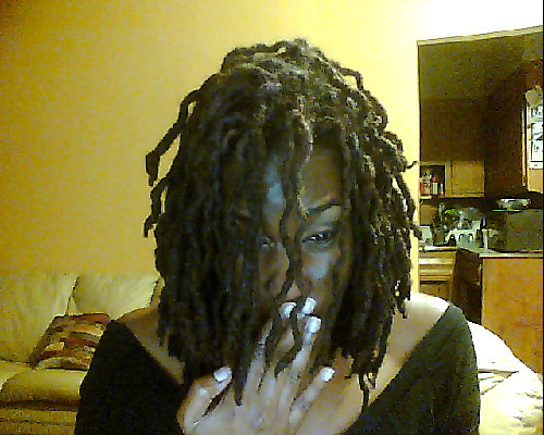 braidout results….took them out almost 2days ago…yup almost 2 days…its late…MEH TIYAD…night [naomi]