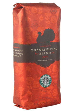 Happy Thanksgiving! Starbucks® Thanksgiving Blend | Starbucks Coffee Company
