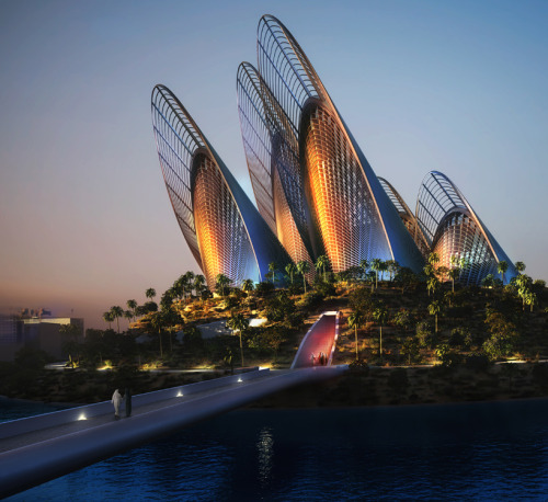 designismymuse:  foster + partners: designs zayed national museum in abu dhabi revealed  Amazing