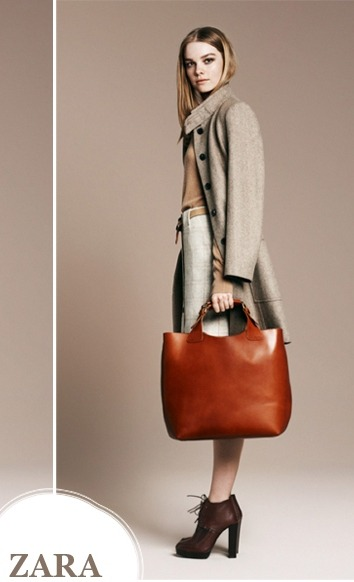 love the bag! via zara