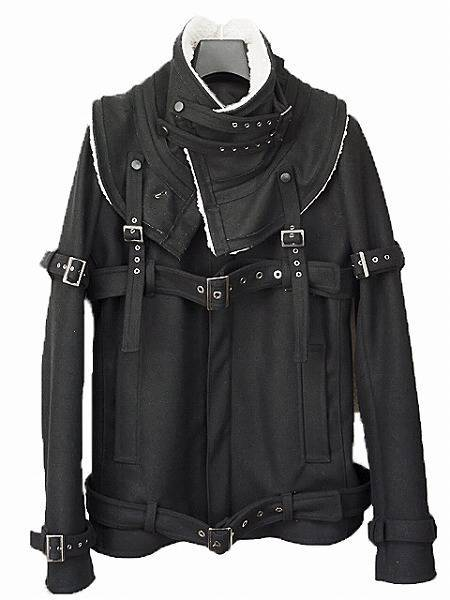 Diet Butcher Slim Skin — Bondage Jacket — ¥21,800 (Auction) What a steal. Comment on this post at HARAJUJU.net Forums | Ask Us | Submit to Our Tumblr