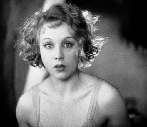 Anny Ondra in Hitchcock's Blackmail (1929) Image Source: Wikimedia Commons
