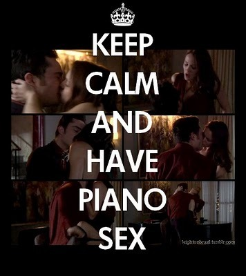 Keep calm and have piano sex