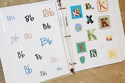 1+1+1=1: Alphabet Notebook ~ Tot School