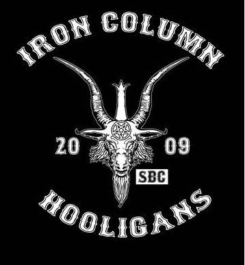 ironcolumnskateboards:  IxC Full Backpatches, coming up in the next week!! Sew that shit on yo' back fool! Eyes on the bigcartel…  http://ironcolumnskates.bigcartel.com/