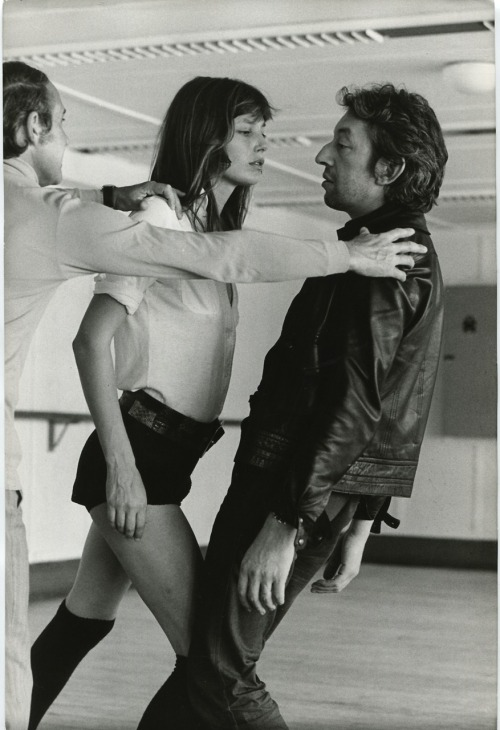 zenlavie:  Gainsbourg et Jane Birkin…