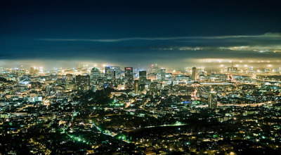 By: Jakob Wagner (via South African Nightscapes on the Behance Network)