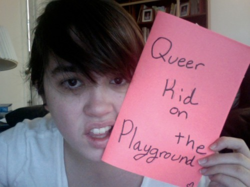 queerkidontheplayground:My first ever zine! Copies will be mailed free of charge to those who trust me with their address at lipstick.feminists@gmail.comWho wants a copy?