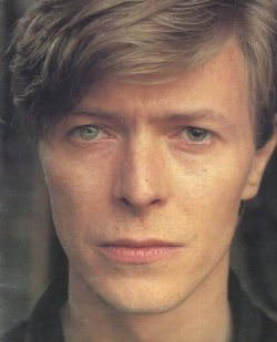 "attraversoilvuoto:  David Bowie has a condition called anisocoria, which is the medical term for unequal pupils. In 1962, aged 14, he got punched in the eye by his schoolfriend George Underwood, during an argument over a girl named Carol Goldsmith. George's fingernail caught David's eye and dislodged something. David was admitted to Farnborough Hospital, where it was found that the sphincter muscles of his left eye were badly torn and he underwent two eye operations. He has an enlarged pupil that remains permanently open, giving them an unusual appearance. Contrary to popular belief David doesn't have two different coloured eyes - they are both the same colour. The enlarged pupil only gives the ""effect"" of two different coloured eyes  take me now."