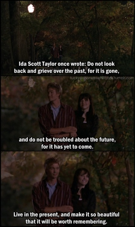 One Tree Hill 3x10 Brave New World