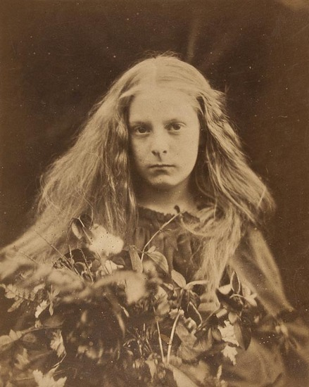 Cecilia  Tennyson,1871-72 by Julia Margaret Cameron