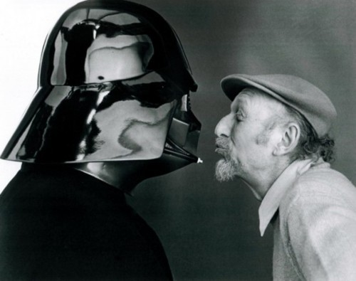nerdology:  bryanwashere:  Irvin Kershner the director of the greatest Star Wars movie of all time, The Empire Strikes Back, is dead at the age of 87. May the force be with him…  I like to think he just faded away.