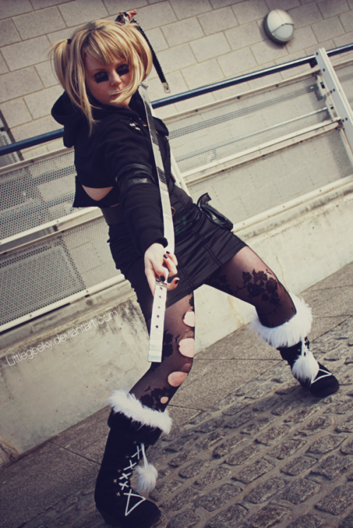 Evil Ex 4, Roxy Richter by tricky-whisper Photo by LittleGeeky