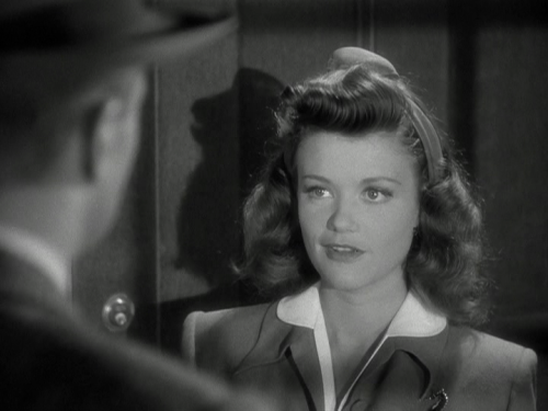 Simone Simon in Cat People (1942)