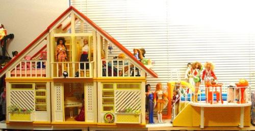 Barbie Dream House Remembered by LorrieGrace and Lauren