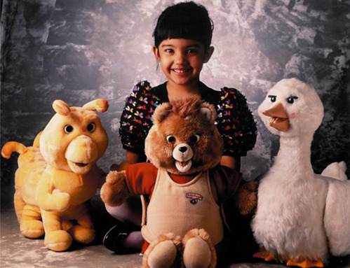 Teddy Ruxpin and friends Remembered by Alyssa