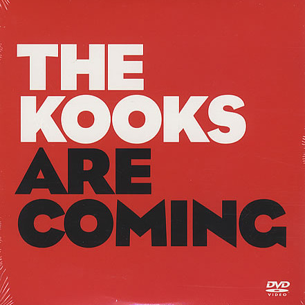The Kooks - Kids_MGMT_cover