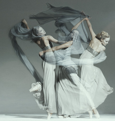 Dancers in Motion by Jan Masny