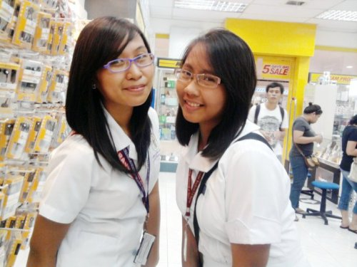 me with my beshy. who is who?? :)